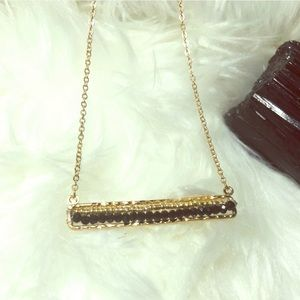 ❤️Gold beaded necklace❤️